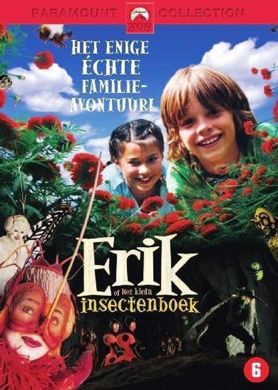 Cover van de film 'Erik of 't Klein Insectenboek'