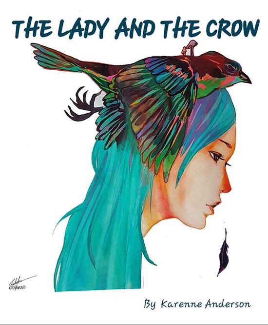 THE LADY AND THE CROW