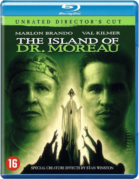 Cover van de film 'Island Of Dr. Monreau'