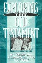 Boek cover Exploring the Old Testament van W T Purkiser