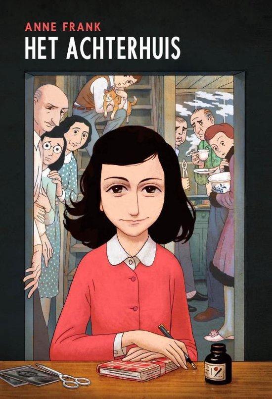 Boek cover Het achterhuis van Anne Frank (Paperback)