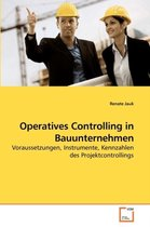 Operatives Controlling in Bauunternehmen