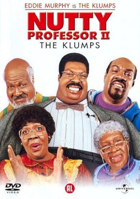 Cover van de film 'Nutty Professor 2 - The Klumps'