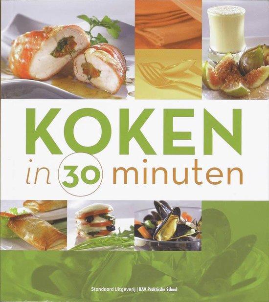 Koken in 30 minuten