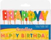 Happy Birthday Kaarsjes - 13 Stuks