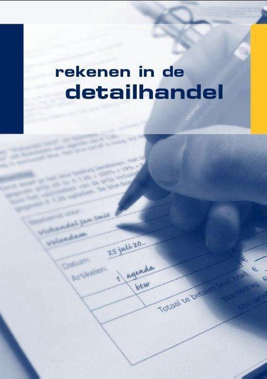 Ondernemend leren - Rekenen in de detailhandel - Frans de Esch |