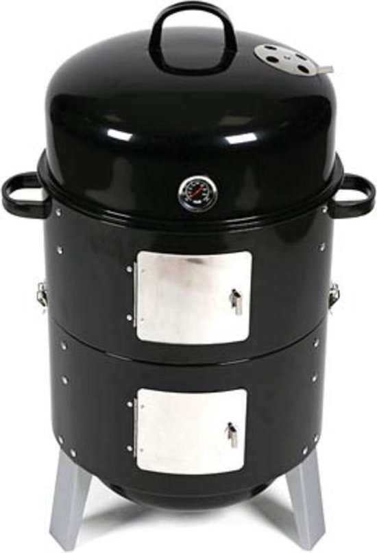 Rookoven Barbecue Smoker Grill