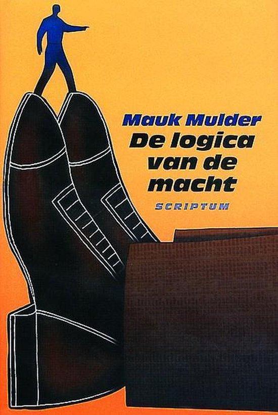Cover van het boek 'De logica van de macht / druk 1' van Marije M. Mulder