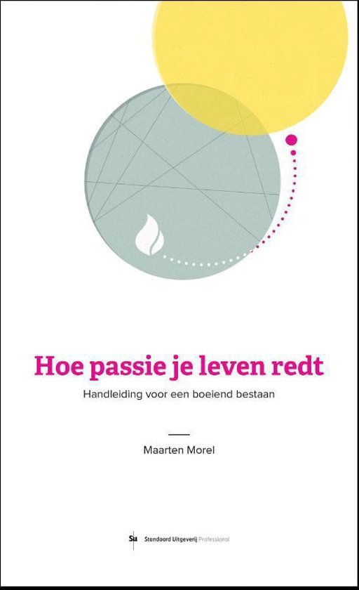 Hoe passie je leven redt - Maarten Morel |