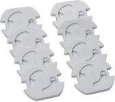 Safety 1st - Stopcontactbeschermers - Wit (8x)