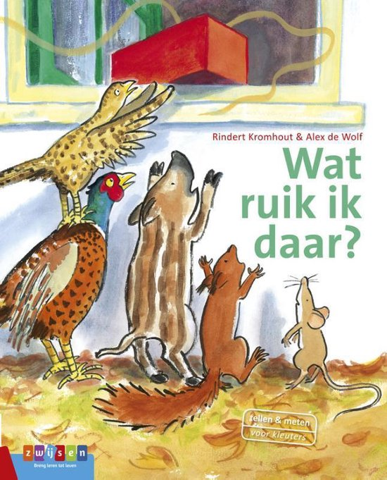 Wat ruik ik daar? - Rindert Kromhout | Readingchampions.org.uk