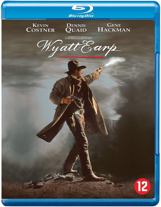 Cover van de film 'Wyatt Earp'
