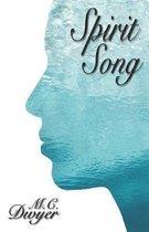 Boek cover Spirit Song van M C Dwyer