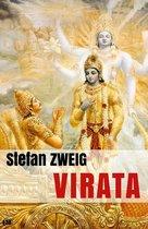 Boek cover Virata van Stefan Zweig