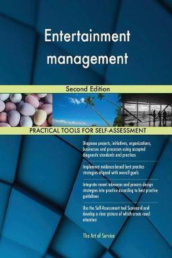 Entertainment Management Second Edition