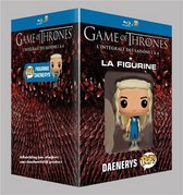 Game Of Thrones - Seizoen 1 t/m 4 incl. Funko poppetje (Blu-ray)
