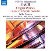 W.F.Bach: Organ Works