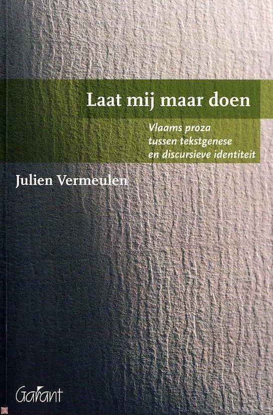 Laat Mij Maar Doen - Julien Vermeulen |
