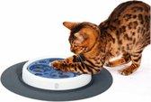 Cat it Design senses krab pad Scratch  - Wit/Blauw - 24cm