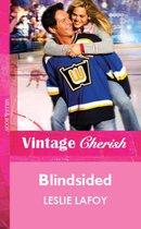 Omslag Blindsided (Mills & Boon Vintage Cherish)
