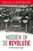 Boek cover Midden in de Revolutie van Helen Rappaport