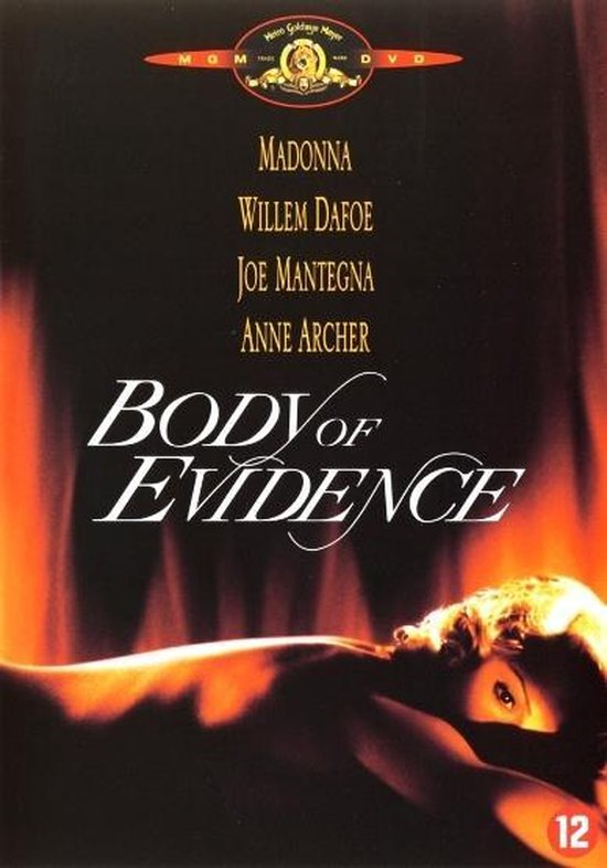 Cover van de film 'Body Of Evidence'
