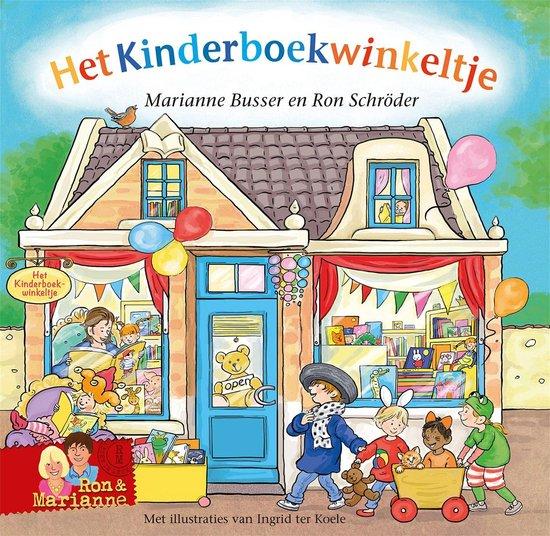 Afbeelding van De Winkeltjes - Het Kinderboekwinkeltje