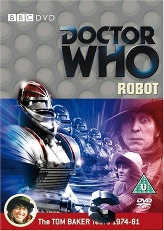 Cover van de film 'Doctor Who: Robot'