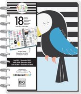 Me and My Big Idea's - Happy Planner Big - Pastel Tropics - 18mnd - Vertical Layout