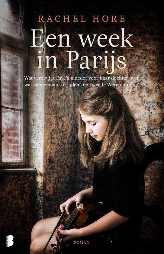 Een week in Parijs - Rachel Hore  