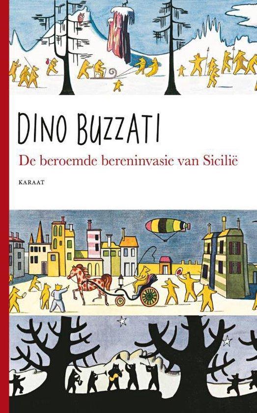 De beroemde bereninvasie van Sicilië - Dino Buzzati | Fthsonline.com