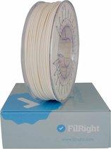 FilRight Maker Filament PLA  - Wit - 2.85mm