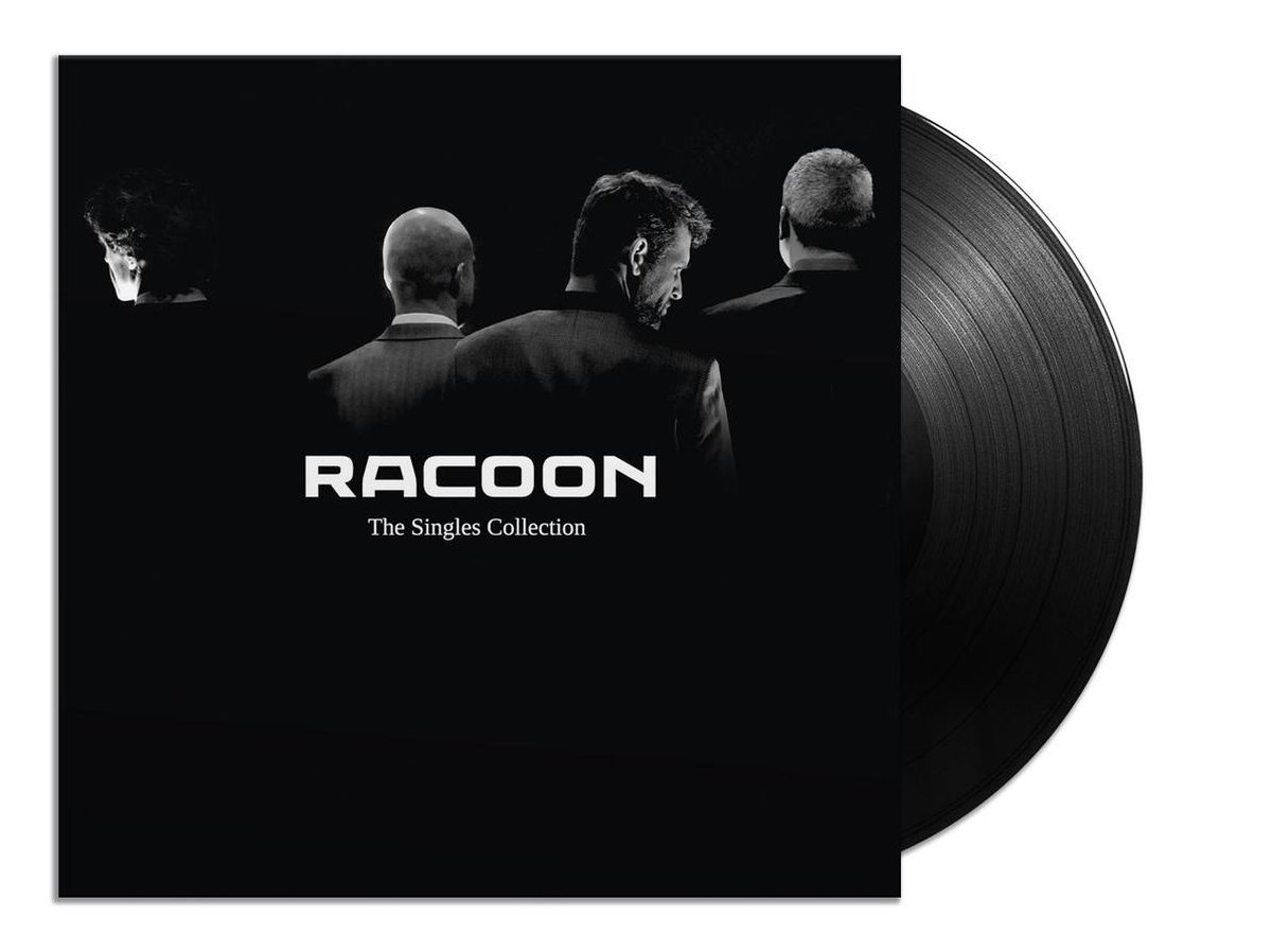 The Singles Collection (LP) - Racoon