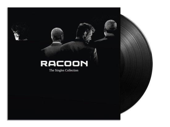 CD cover van The Singles Collection (LP) van Racoon