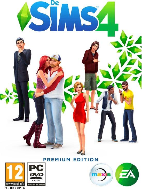De Sims 4 - Premium Edition - PC + MAC