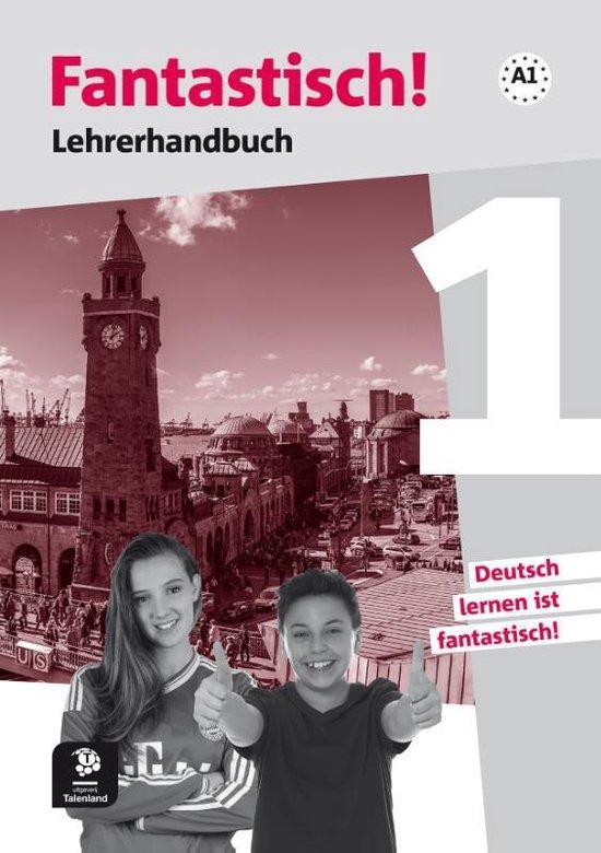 Fantastisch 1 Lehrerhandbuch