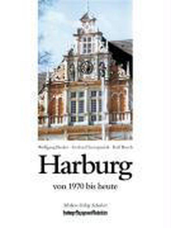 Omslag van Harburg Von 1970 Bis Heute