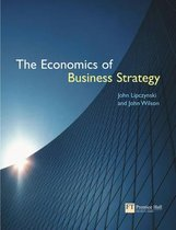 Boek cover The Economics of Business Strategy van John Lipczynski