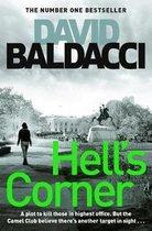 Omslag Hell's Corner