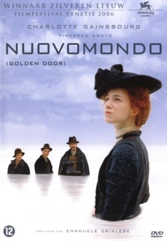 Cover van de film 'Nuovomondo'