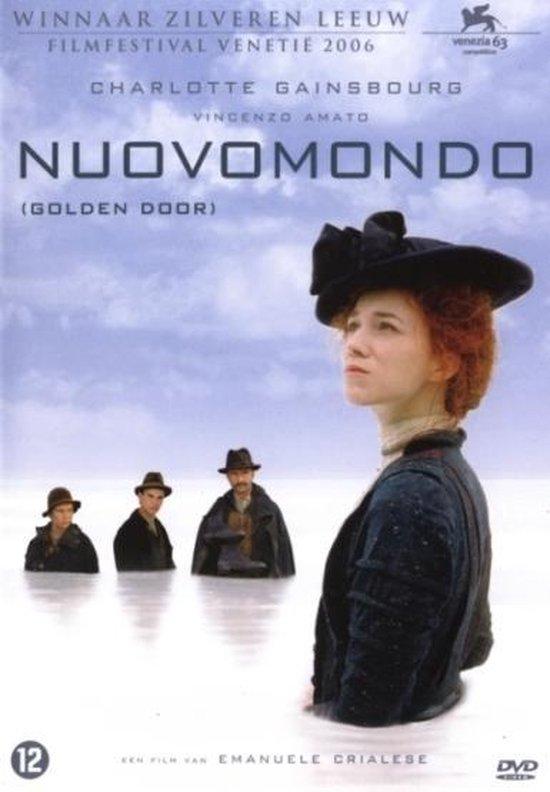 Cover van de film 'Nuovomondo'