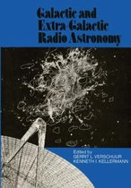 Omslag Galactic and Extra-Galactic Radio Astronomy