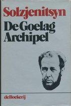 Boek cover De Goelag archipel 1918-1956 van Aleksandr Solzjenitsyn