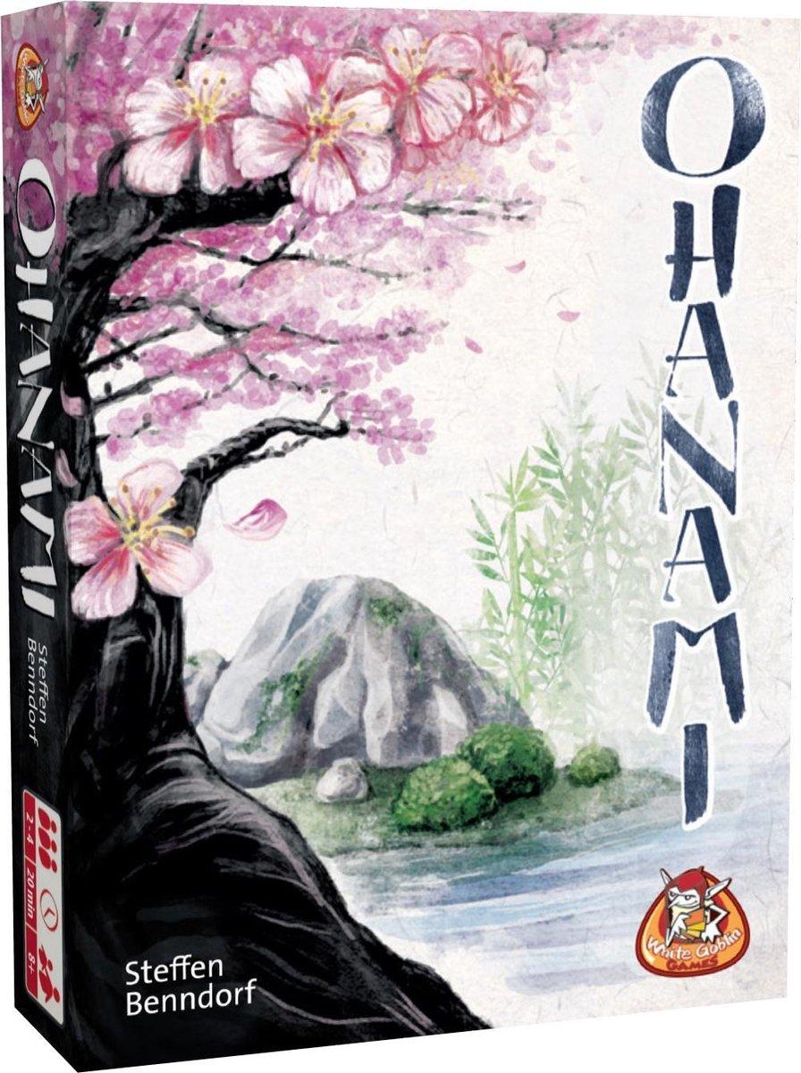 White Goblin Games Kaartspel Ohanami