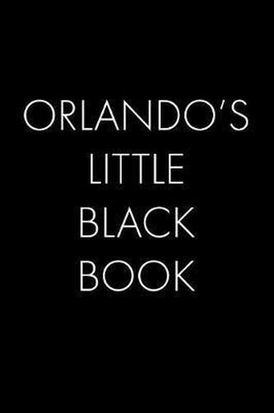 Orlando's Little Black Book