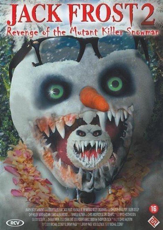 Cover van de film 'Jack Frost 2: Revenge Of The Mutant Killer Snowman'