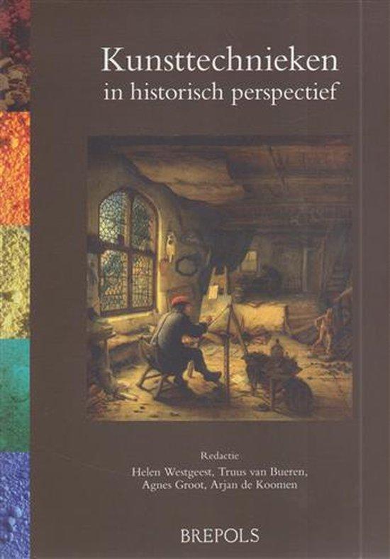 Boek cover Kunsttechnieken in historisch perspectief van Helen Westgeest (Paperback)
