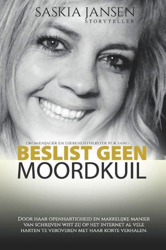 Beslist geen moordkuil - Saskia Jansen | Readingchampions.org.uk