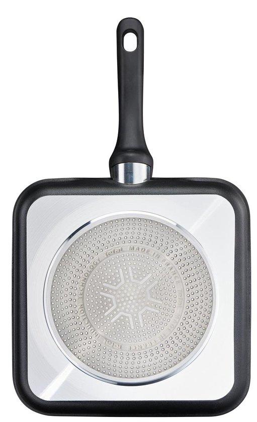 Tefal Expertise Grillpan - Voor alle warmtebronnen, ook inductie - 26x26cm