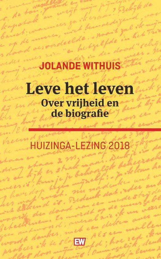 Boek cover Leve het leven van Jolande Withuis (Paperback)